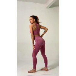 Sport Activewear Woman Seamless Sets