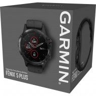 Garmin Fenix 6X Pro Solar GPS 51 mm Titanium Multisport Watch