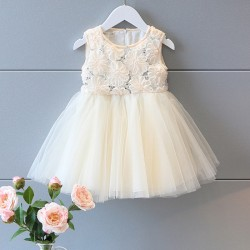 Baby Girl Year Party Wear Dress