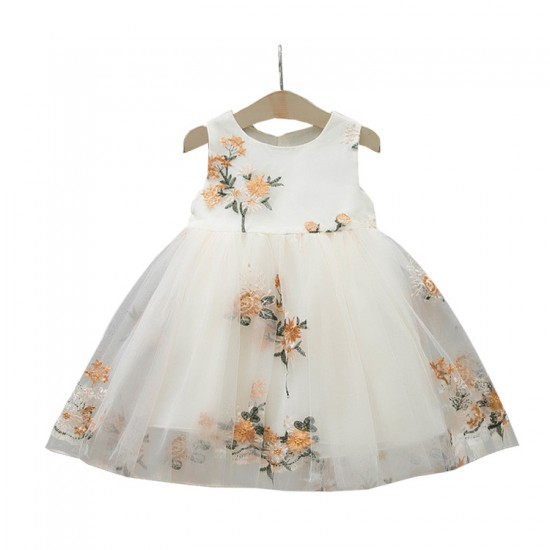 Short Baby Girl Princess Dress