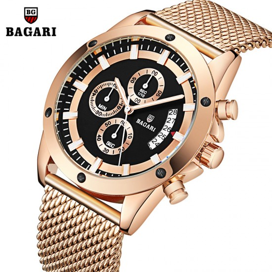 Bagari Mens Watches