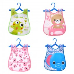 Waterproof Lunch Feeding Bibs